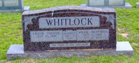 WHITLOCK, WILLIE - Clark County, Arkansas | WILLIE WHITLOCK - Arkansas Gravestone Photos