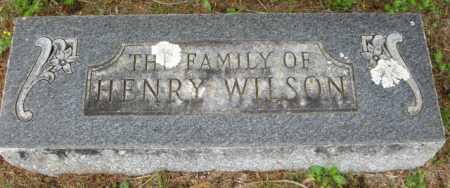 WILSON, THE FAMILY OF HENRY - Clark County, Arkansas | THE FAMILY OF HENRY WILSON - Arkansas Gravestone Photos