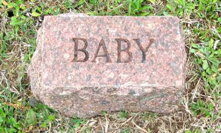 WOODALL, BABY - Clark County, Arkansas   BABY WOODALL - Arkansas Gravestone Photos