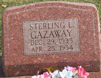 GAZAWAY, STERLING - Clay County, Arkansas | STERLING GAZAWAY - Arkansas Gravestone Photos