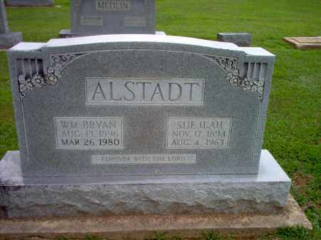 ALSTADT, WM. BRYAN - Clay County, Arkansas | WM. BRYAN ALSTADT - Arkansas Gravestone Photos