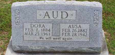 AUD, DORA - Clay County, Arkansas | DORA AUD - Arkansas Gravestone Photos