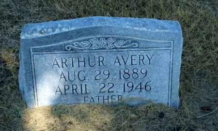 AVERY, ARTHUR - Clay County, Arkansas | ARTHUR AVERY - Arkansas Gravestone Photos