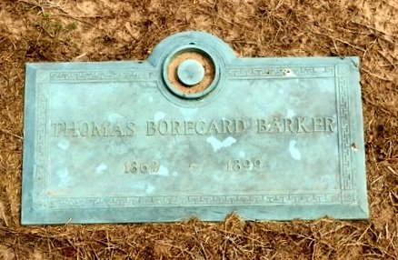 BARKER, THOMAS - Clay County, Arkansas | THOMAS BARKER - Arkansas Gravestone Photos