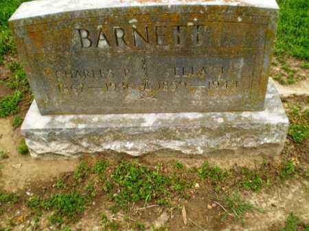 J BARNETT, ELLA - Clay County, Arkansas | ELLA J BARNETT - Arkansas Gravestone Photos
