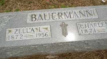 BAUERMAN, CHARLES - Clay County, Arkansas | CHARLES BAUERMAN - Arkansas Gravestone Photos