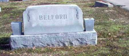 BELFORD FAMILY, MONUMENT - Clay County, Arkansas | MONUMENT BELFORD FAMILY - Arkansas Gravestone Photos