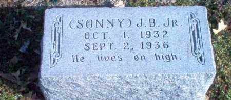 BELFORD JR., J B (SONNY) - Clay County, Arkansas   J B (SONNY) BELFORD JR. - Arkansas Gravestone Photos