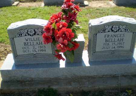 BELLAH, FRANCES - Clay County, Arkansas | FRANCES BELLAH - Arkansas Gravestone Photos