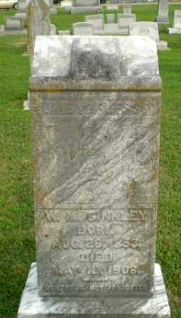 BINKLEY, W.M. - Clay County, Arkansas   W.M. BINKLEY - Arkansas Gravestone Photos