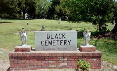 *BLACK CEMETERY, . - Clay County, Arkansas | . *BLACK CEMETERY - Arkansas Gravestone Photos