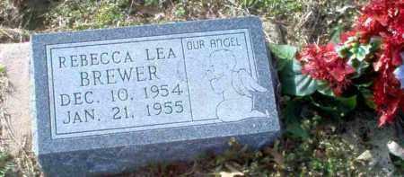 BREWER, REBECCA LEA - Clay County, Arkansas   REBECCA LEA BREWER - Arkansas Gravestone Photos