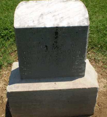 BROWN, MAJOA A - Clay County, Arkansas | MAJOA A BROWN - Arkansas Gravestone Photos