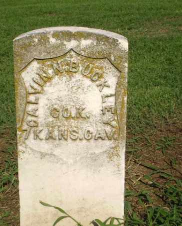 BUCKLEY  (VETERAN UNION), CALVIN N - Clay County, Arkansas | CALVIN N BUCKLEY  (VETERAN UNION) - Arkansas Gravestone Photos