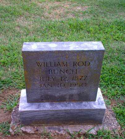BUNCH, WILLIAM ROD - Clay County, Arkansas | WILLIAM ROD BUNCH - Arkansas Gravestone Photos