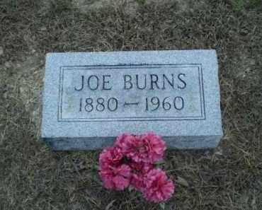 BURNS, JOE - Clay County, Arkansas | JOE BURNS - Arkansas Gravestone Photos