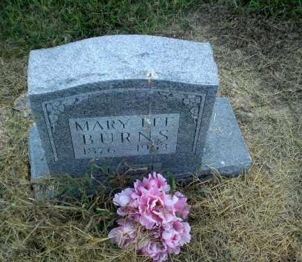 BURNS, MARY LEE - Clay County, Arkansas | MARY LEE BURNS - Arkansas Gravestone Photos