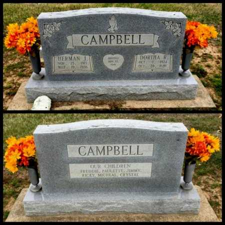 CAMPBELL, DORTHA  R - Clay County, Arkansas | DORTHA  R CAMPBELL - Arkansas Gravestone Photos