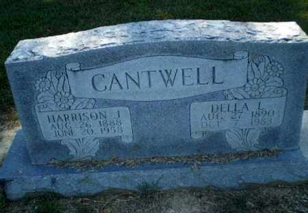 CANTWELL, HARRISON J - Clay County, Arkansas | HARRISON J CANTWELL - Arkansas Gravestone Photos