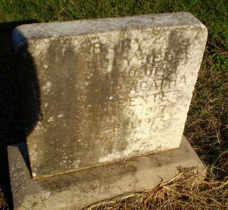 CARPENTER, LUCY - Clay County, Arkansas | LUCY CARPENTER - Arkansas Gravestone Photos