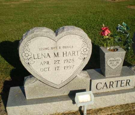 CARTER, LENA M - Clay County, Arkansas | LENA M CARTER - Arkansas Gravestone Photos