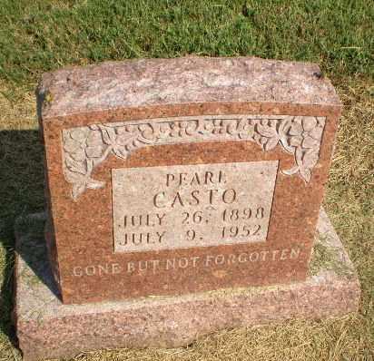 WILLIAMS CASTO, PEARL - Clay County, Arkansas | PEARL WILLIAMS CASTO - Arkansas Gravestone Photos