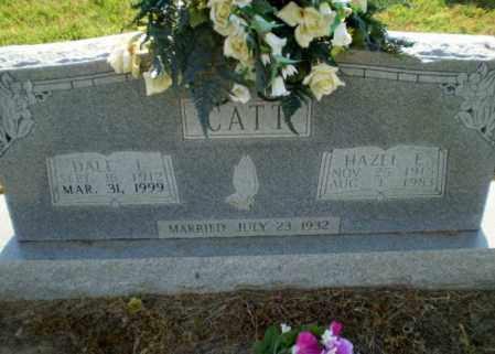 CATT, DALE L - Clay County, Arkansas | DALE L CATT - Arkansas Gravestone Photos