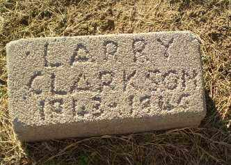 CLARKSON, LARRY - Clay County, Arkansas | LARRY CLARKSON - Arkansas Gravestone Photos