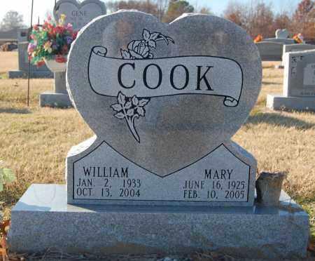 COOK, MARY - Clay County, Arkansas | MARY COOK - Arkansas Gravestone Photos
