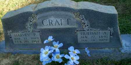 CRAFT, HULDAH A - Clay County, Arkansas | HULDAH A CRAFT - Arkansas Gravestone Photos