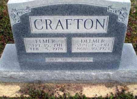 CRAFTON, ELMER - Clay County, Arkansas | ELMER CRAFTON - Arkansas Gravestone Photos