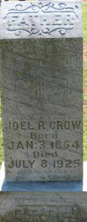 CROW, JOEL R. - Clay County, Arkansas | JOEL R. CROW - Arkansas Gravestone Photos