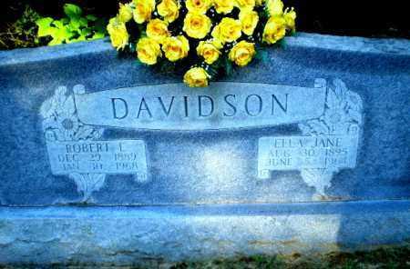 DAVIDSON, ROBERT E - Clay County, Arkansas | ROBERT E DAVIDSON - Arkansas Gravestone Photos