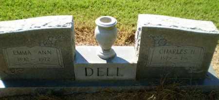 DELL, CHARLES H - Clay County, Arkansas | CHARLES H DELL - Arkansas Gravestone Photos