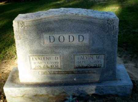 DODD, EVALENE D - Clay County, Arkansas | EVALENE D DODD - Arkansas Gravestone Photos