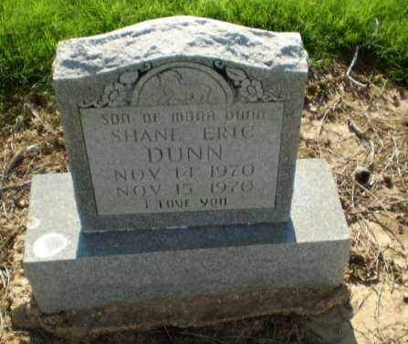 DUNN, SHANE ERIC - Clay County, Arkansas | SHANE ERIC DUNN - Arkansas Gravestone Photos