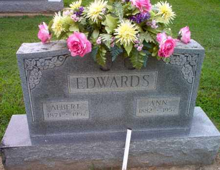 EDWARDS, ALBERT - Clay County, Arkansas | ALBERT EDWARDS - Arkansas Gravestone Photos