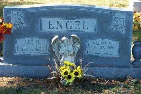 ENGEL, LEO - Clay County, Arkansas | LEO ENGEL - Arkansas Gravestone Photos