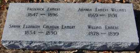 WILLIAMS, AMANDA - Clay County, Arkansas | AMANDA WILLIAMS - Arkansas Gravestone Photos