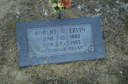 ERVIN, ROBERT M - Clay County, Arkansas | ROBERT M ERVIN - Arkansas Gravestone Photos