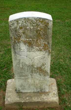 FERGUSON  (VETERAN UNION), GEORGE W - Clay County, Arkansas   GEORGE W FERGUSON  (VETERAN UNION) - Arkansas Gravestone Photos