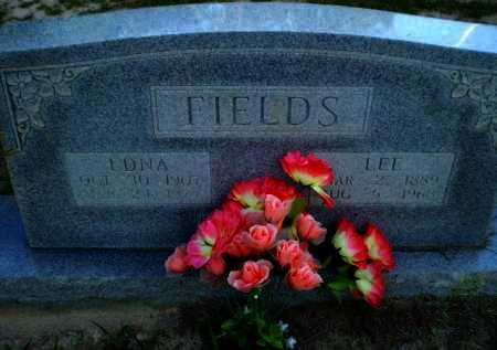 FIELDS, EDNA - Clay County, Arkansas   EDNA FIELDS - Arkansas Gravestone Photos