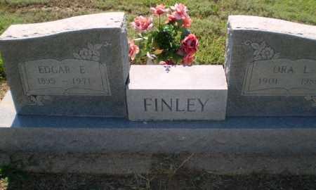 FINLEY, ORA L - Clay County, Arkansas | ORA L FINLEY - Arkansas Gravestone Photos