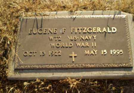 FITZGERALD  (VETERAN WWII), EUGENE F - Clay County, Arkansas | EUGENE F FITZGERALD  (VETERAN WWII) - Arkansas Gravestone Photos