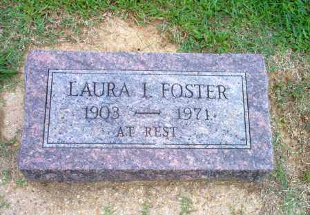 FOSTER, LAURA I - Clay County, Arkansas | LAURA I FOSTER - Arkansas Gravestone Photos