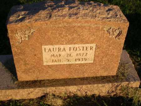 FOSTER, LAURA - Clay County, Arkansas   LAURA FOSTER - Arkansas Gravestone Photos