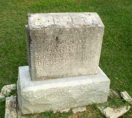 GARRETT, JAMES B - Clay County, Arkansas | JAMES B GARRETT - Arkansas Gravestone Photos