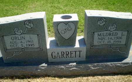 GARRETT, ORLIN L - Clay County, Arkansas | ORLIN L GARRETT - Arkansas Gravestone Photos