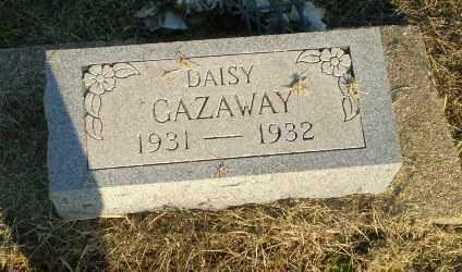 GAZAWAY, DAISY - Clay County, Arkansas | DAISY GAZAWAY - Arkansas Gravestone Photos