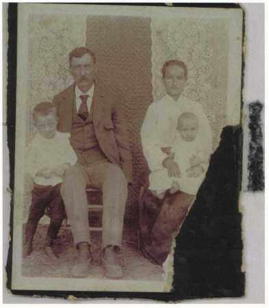 JOHNSON, GENERAL PRICE (TIP) (PHOTO) - Clay County, Arkansas | GENERAL PRICE (TIP) (PHOTO) JOHNSON - Arkansas Gravestone Photos